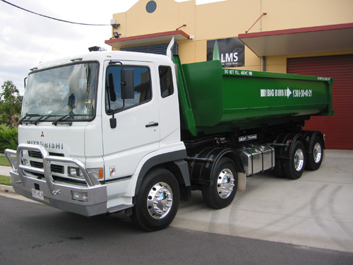 Big Bins Truck Fleet No. 10