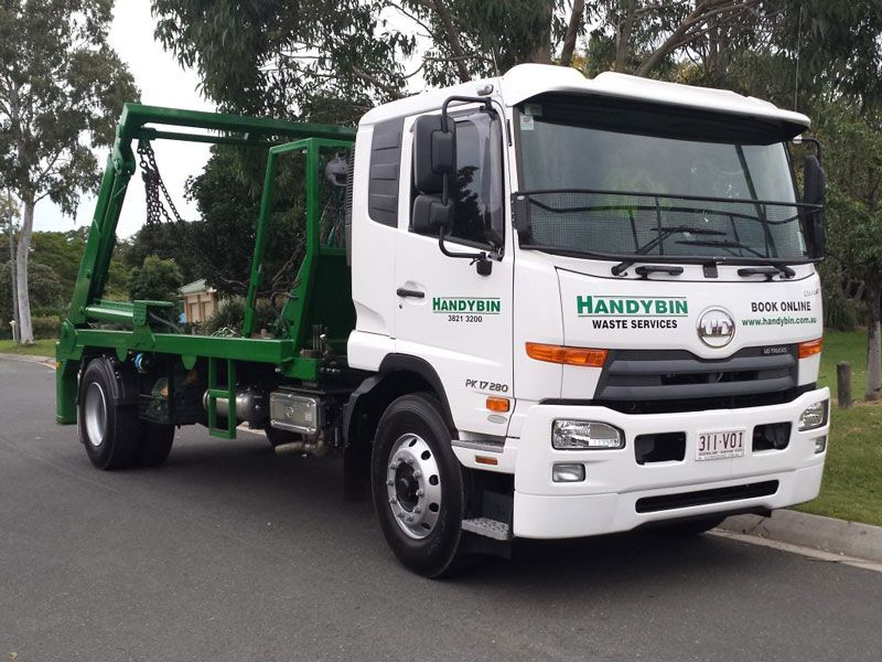 Handybin Truck Fleet No.3