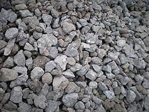 Concrete Scrap Waste