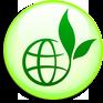 Environmental Icon Button