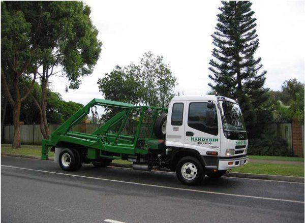 Mini Skip Truck
