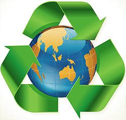 Environmentally Friendly Earth