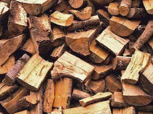 Tree Waste - Firewood Logs