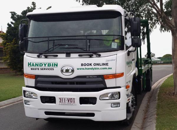 Handybin Truck