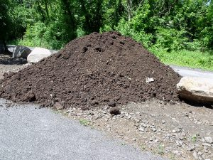 Soil 100% ready for Recycling