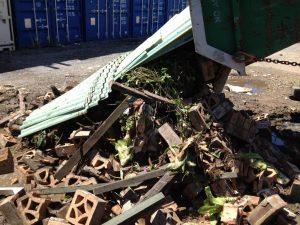 Medium Mixed Waste some heavy items