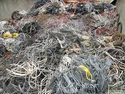 Mixed PVC Copper Wire